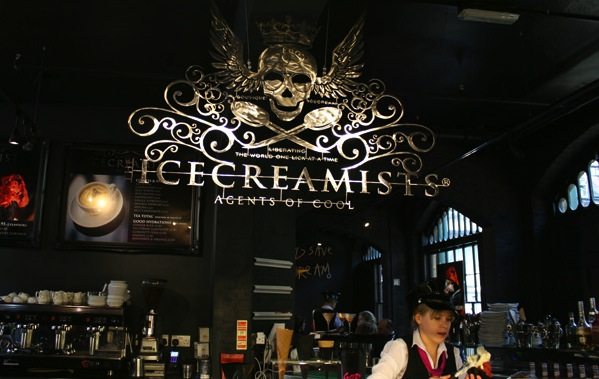 gelato, libro, londra, Matt O'Connor, the icecreamists, the icecreamists book