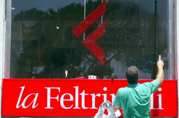 Red, Feltrinelli, interno, apre Red a Roma