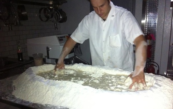 sandy, ristoranti, new york, impasto pizza, a mano