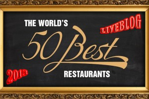 50 Best Restaurants 2013