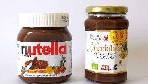 Nutella vs. Rigoni