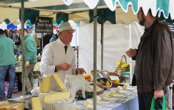 duke of york square food market cheese