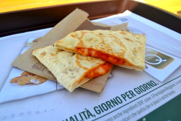 Pizzarotto McDonalds