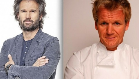 Cracco, Ramsay, hell's kitchen italia