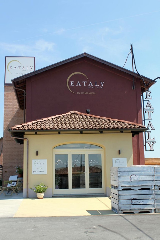 Eataly in campagna