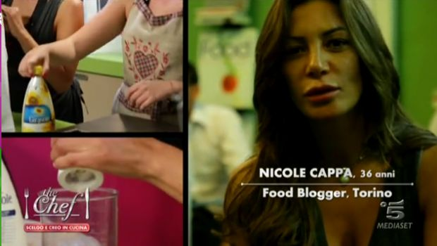 nicole, the chef