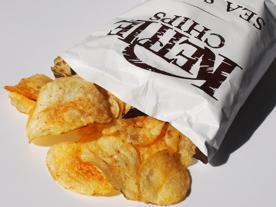 kettle chips patatine fritte inglese