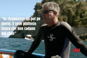 Anthony Bourdain in Sicilia