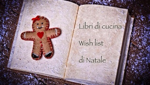 wish list libri di cucina