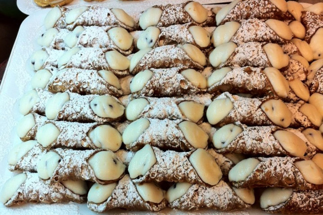 cannoli capello palermo
