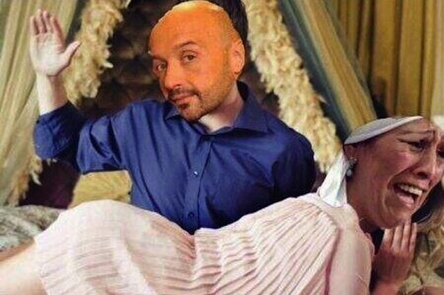 Joe Bastianich e Rachida