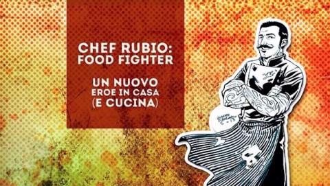 Chef Rubio Food Fighter