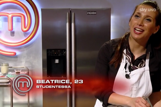 beatrice, masterchef