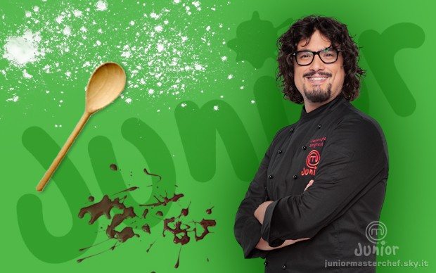 Junior MasterChef Italia Alessandro Broghese