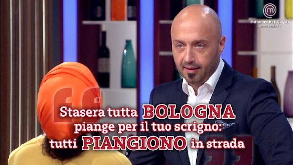 joe bastianich, rachida, masterchef