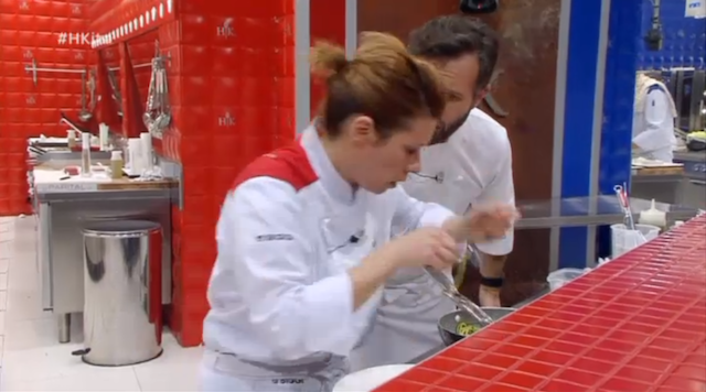 Cracco - Hell's Kitchen