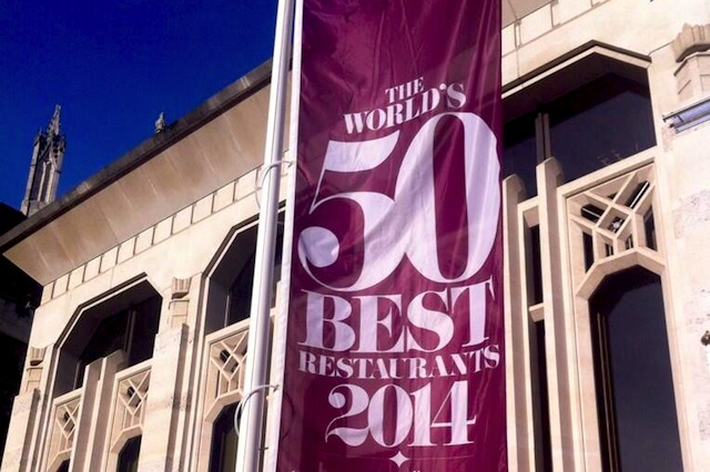 50 Best Restaurants 2014