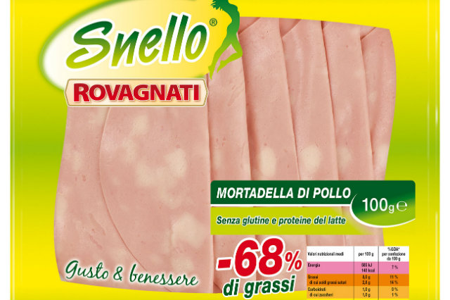 mortadella di pollo