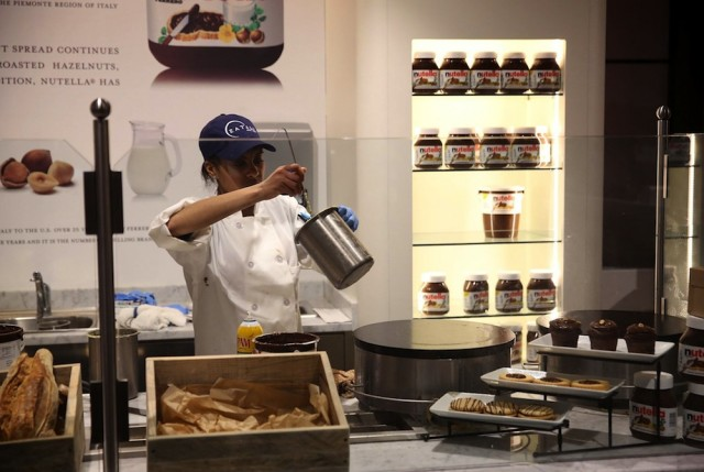 Eataly New York, Nutella Bar