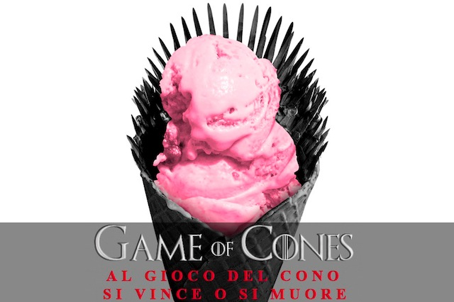Grom, Game of cones