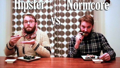 Hipster vs Normcore