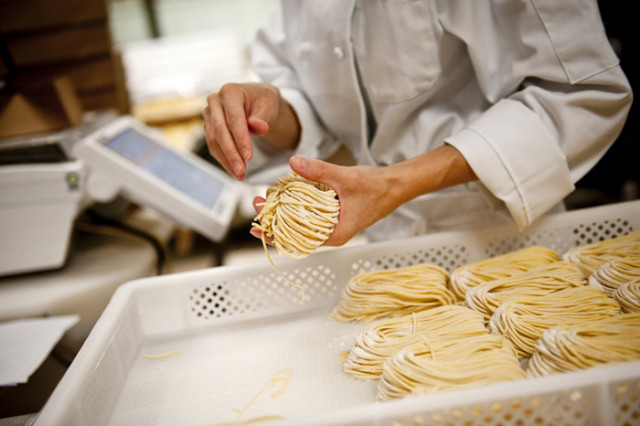 Eataly New York, pasta