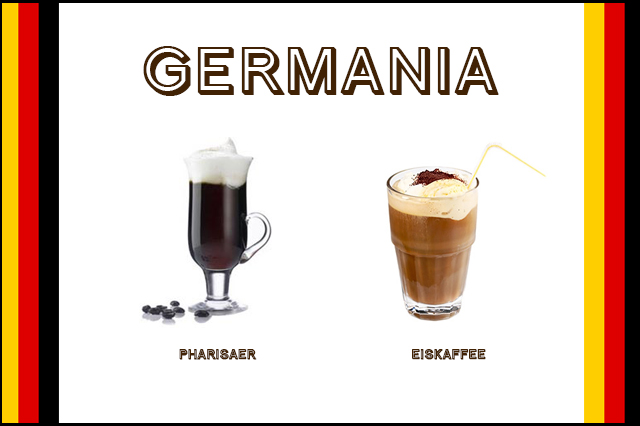 germania, caffè, PHARISAER, eiskafe