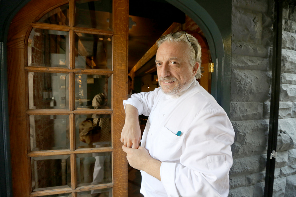 Davide Scabin, ristorante a New York