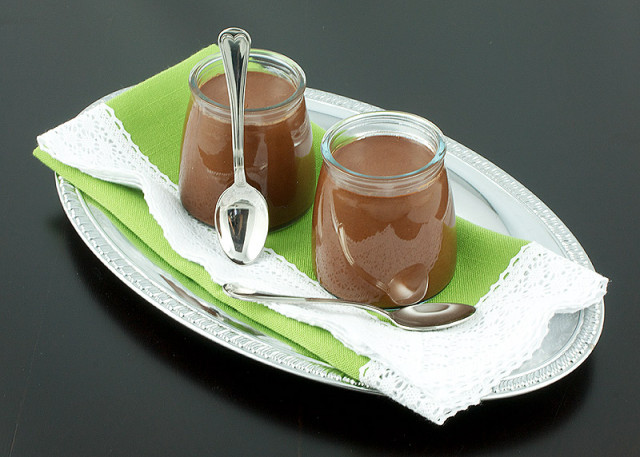 mousse al cioccolato chantilly