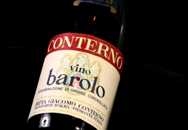 Barolo Monfortino