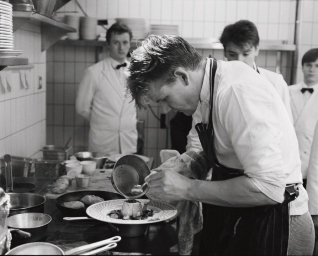 Marco Pierre White, White Heat, Gordon Ramsay
