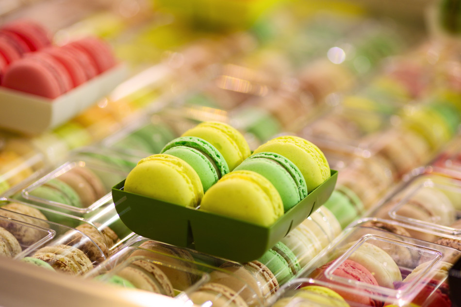 Sigep 2015, stampi in silicone per macaron