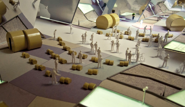Expo 2015, cluster riso