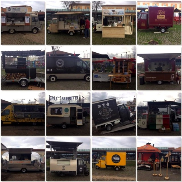 Streeat Festival, Roma, foodtruck