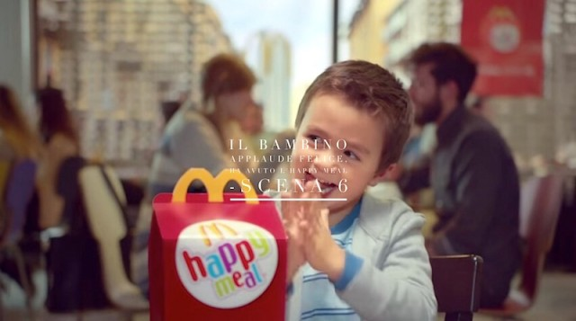 Caro McDonald   s sponsor di Expo 2015  vediamo se l   Happy Meal   232     Mcdonalds Pizza Happy Meal