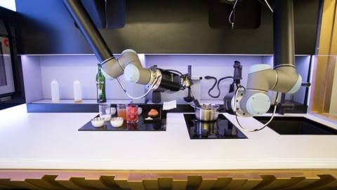 Robotic Kitchen