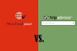 Slow Food Planet vs TripAdvisor
