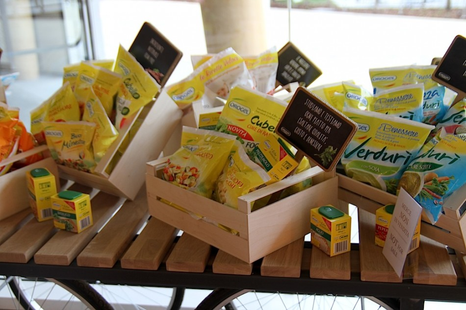 Expo 2015, Eataly, orogel