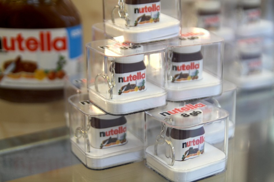 Expo 2015, nutella bar