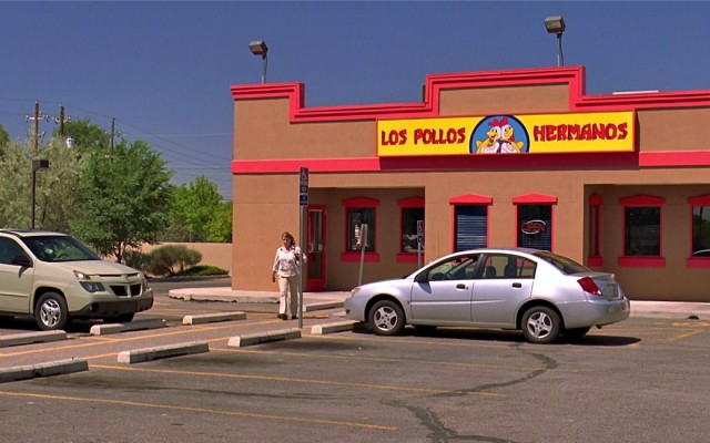 Los Pollos Hermanos, Breaking Bad