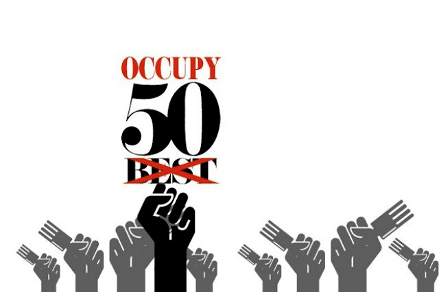 Occupy 50 Best Restaurants