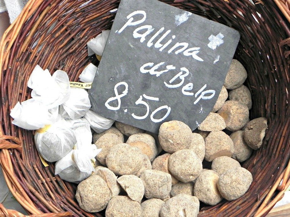 Pallina di Belp, Cheese 2015
