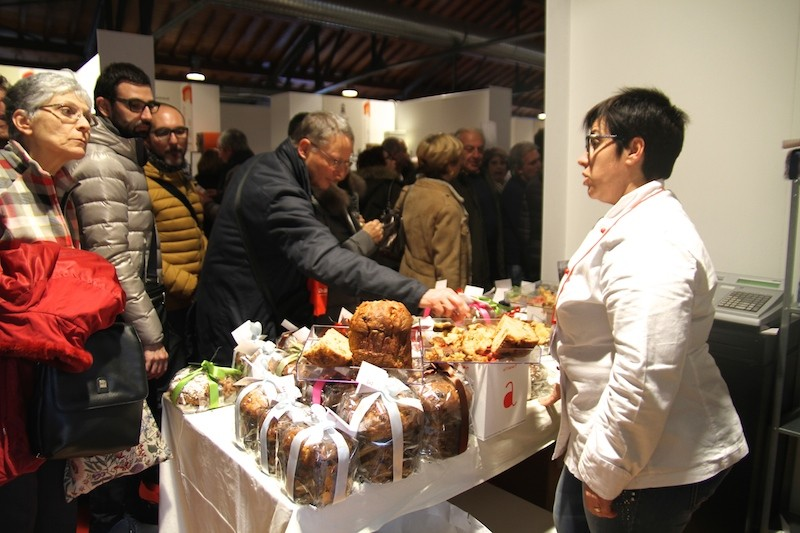 Marra, Re Panettone, Milano, 2015