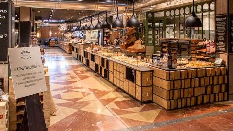 bistrot centrale autogrill