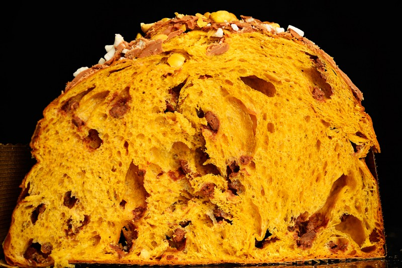 colomba gianduia tiri