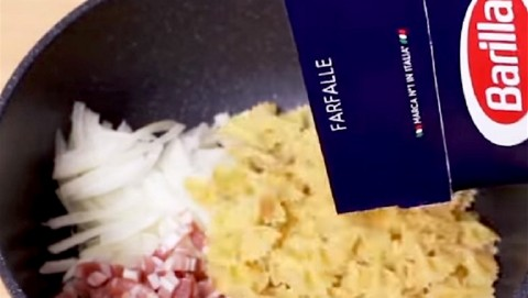carbonara francese, video, barilla