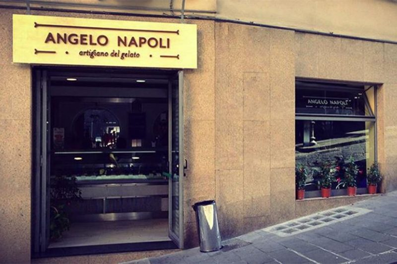 angelo napoli, gelateria, salerno
