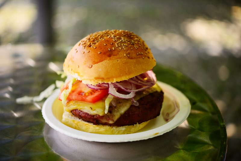 hamburger-Prime Uve Invitational Barbecue Championship