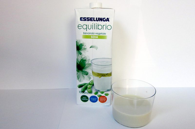 latte di soia Esselunga