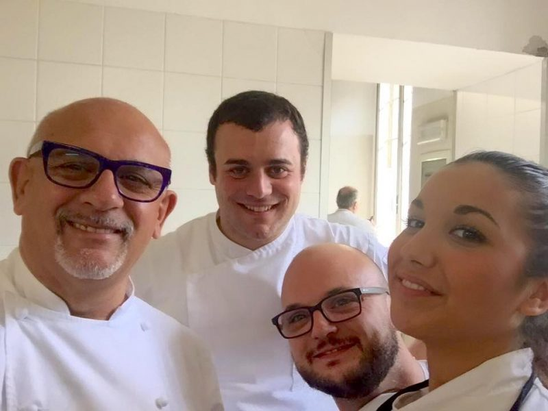 claudio sadler e staff